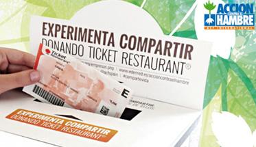 Experimenta Compartir - ACH y Ticket Restaurant