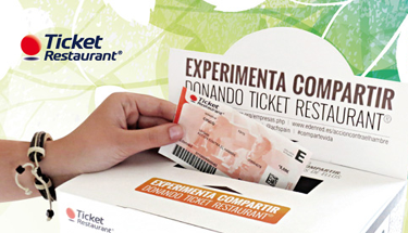 comparte Ticket Restaurant