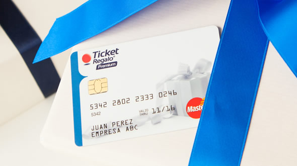Ticket Regalo Premium - Edenred