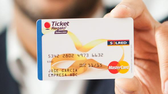 Ticket Regalo Selección - Edenred