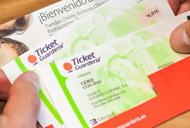 FAQ Ticket Guardería