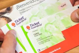 FAQ Ticket Guardería