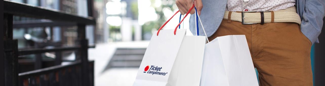 Comprar con Ticket Compliments - Edenred